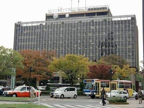 岡山市役所(役所)まで1104m