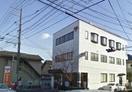 岡山浜郵便局(郵便局)まで731m