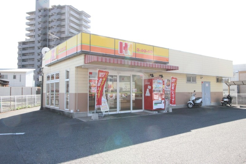 ほっかほっか亭泉田店(その他飲食(ファミレスなど))まで512m