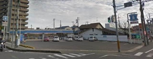 ローソン岡山福富店(コンビニ)まで288m