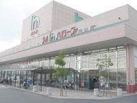 ハローズ円山店(スーパー)まで1300m