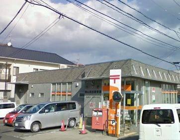 岡山海吉郵便局(郵便局)まで792m