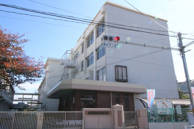 岡山市立福浜小学校(小学校)まで1584m