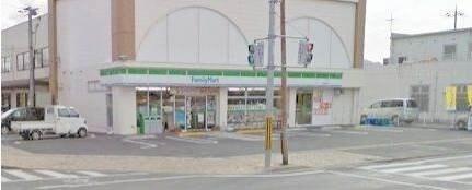 ファミリーマート築港新町店(コンビニ)まで1084m