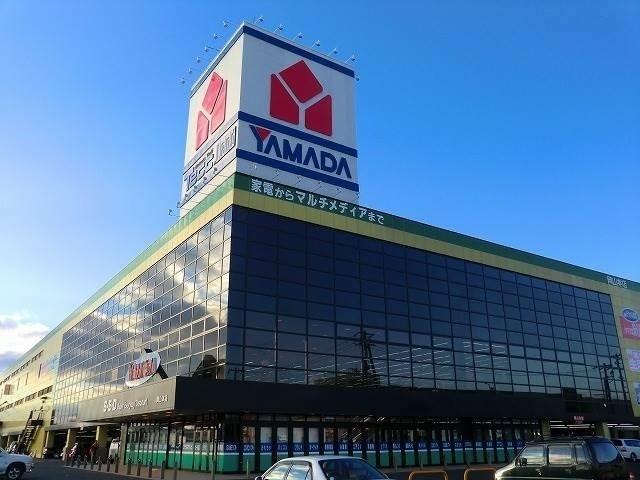 ヤマダ電機テックランド岡山本店(電気量販店/ホームセンター)まで1080m