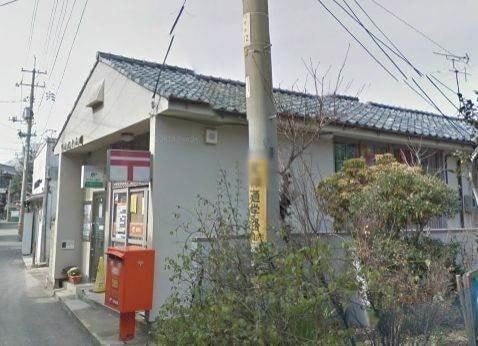 甲浦郵便局(郵便局)まで401m