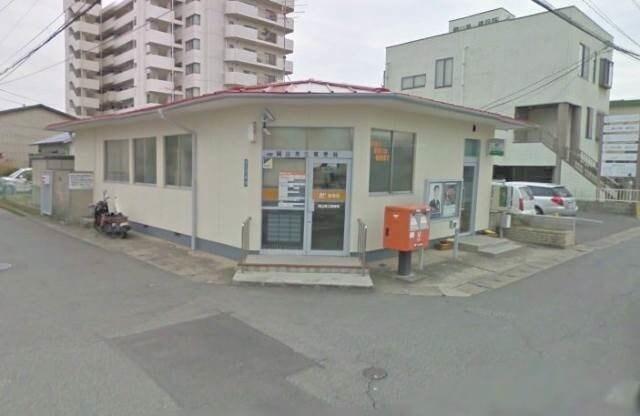 岡山青江郵便局(郵便局)まで767m