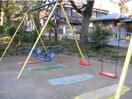 青江公園(公園)まで406m
