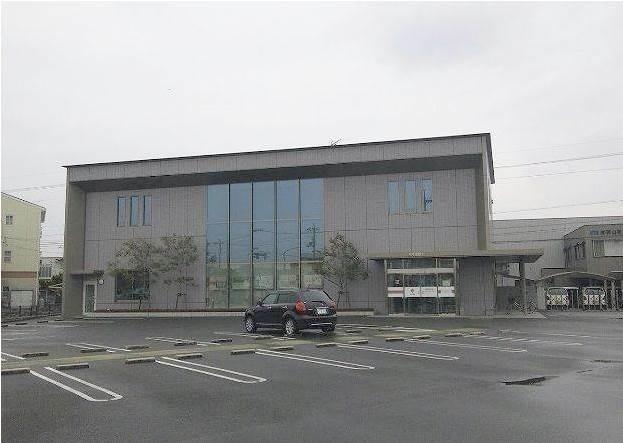 中国銀行西阿知支店(銀行)まで595m