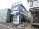 松川町44-11貸家の外観