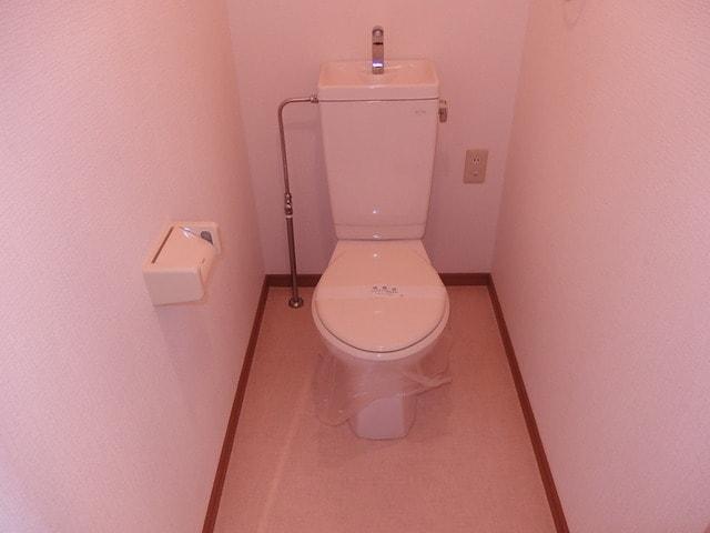 セパレートタイプのトイレ
