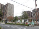 セブンイレブン栗東駅前店(コンビニ)まで493m※セブンイレブン栗東駅前店