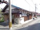 苗鹿1丁目安本邸貸家の外観