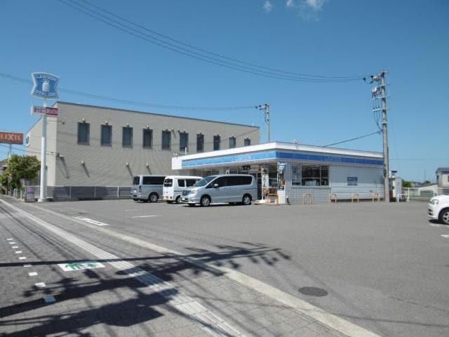 ローソン徳島北沖洲店(コンビニ)まで336m