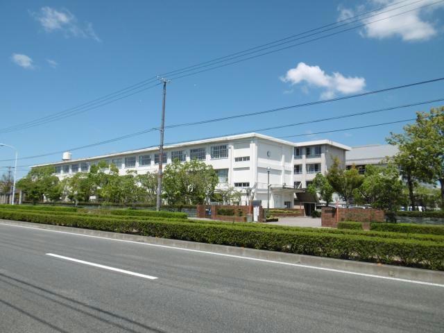 徳島市立城東中学校(中学校/中等教育学校)まで1624m