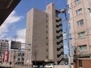 札幌市営地下鉄東豊線/新道東駅 徒歩1分 9階 築23年の外観