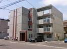 札幌市営地下鉄東豊線/新道東駅 徒歩3分 3階 築13年の外観