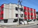 札幌市営地下鉄東豊線/新道東駅 徒歩2分 2階 築13年の外観