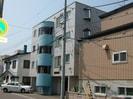 札幌市営地下鉄東豊線/新道東駅 徒歩3分 4階 築31年の外観