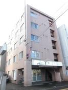 札幌市営地下鉄東豊線/新道東駅 徒歩1分 4階 築23年の外観