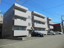 札幌市営地下鉄東豊線/栄町駅 徒歩2分 3階 築26年の外観
