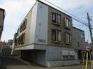 札幌市営地下鉄東豊線/新道東駅 徒歩5分 2階 築16年の外観