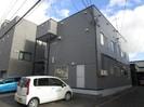 札幌市営地下鉄東豊線/新道東駅 徒歩8分 2階 築41年の外観
