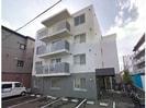 札幌市営地下鉄南北線/北34条駅 徒歩10分 4階 築12年の外観