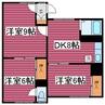 札幌市営地下鉄東豊線/新道東駅 徒歩10分 1階 築49年 3DKの間取り
