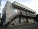 札沼線<学園都市線>/新琴似駅 徒歩10分 2階 築30年の外観