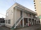 札幌市営地下鉄東豊線/新道東駅 徒歩14分 1階 築38年の外観