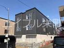 札沼線<学園都市線>/篠路駅 徒歩6分 3階 1年未満の外観