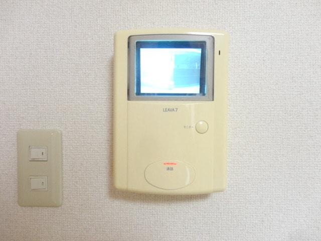 TVインターホン付き