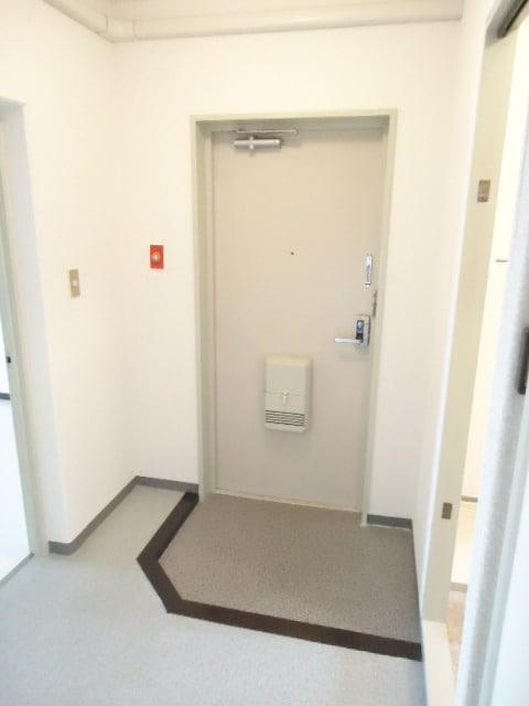 ゆったりとした玄関です。