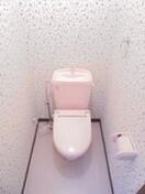 明るくきれいなおトイレ