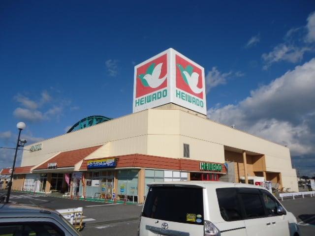 平和堂日夏店(スーパー)まで683m※平和堂日夏店
