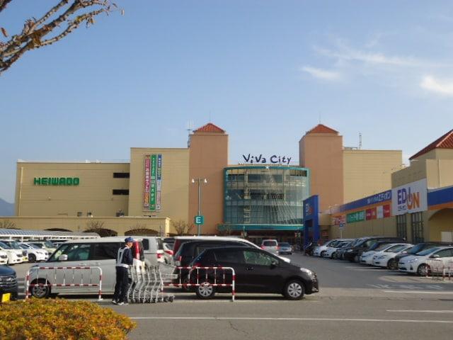 ビバシティ彦根(ショッピングセンター/アウトレットモール)まで2435m※ビバシティ彦根