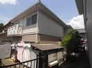 桜井線<万葉まほろば線>/帯解駅 徒歩3分 2階 築30年の外観