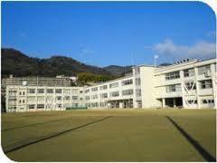 大津市立志賀小学校(小学校)まで1332m
