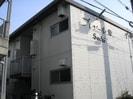 東海道本線<琵琶湖線・JR京都線>/瀬田駅 徒歩8分 2階 築33年の外観