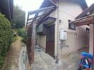 近鉄湯の山線/伊勢松本駅 徒歩45分 1階 築45年の外観