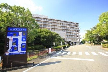 市立四日市病院(病院)まで426m