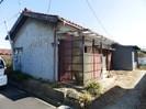 伊倉町借家の外観