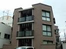 近鉄名古屋線/新正駅 徒歩2分 3階 築18年の外観