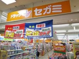 ドラッグセガミ佐井寺店