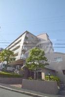 阪急千里線/南千里駅 徒歩15分 4階 築27年の外観