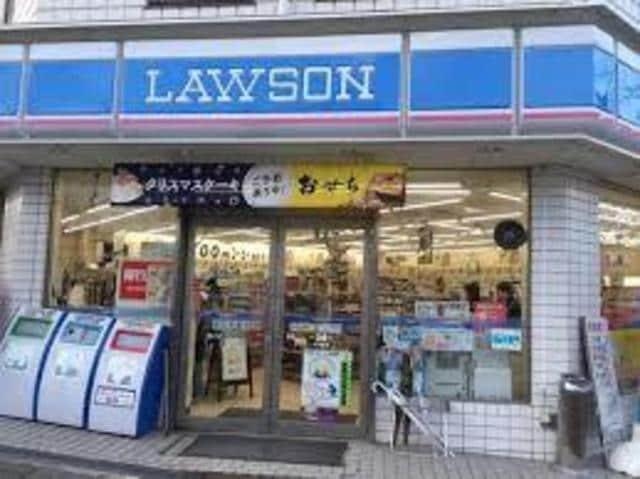 ローソン江坂町四丁目店(コンビニ)まで473m※ローソン江坂町四丁目店