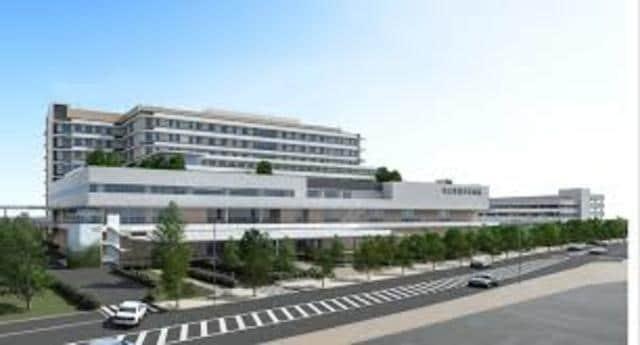市立吹田市民病院(病院)まで811m※市立吹田市民病院