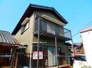 川島町借家の外観