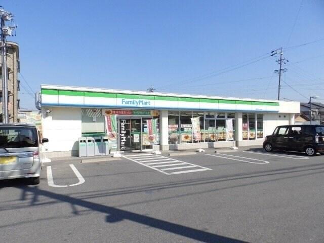 ファミリーマート四日市十志町店(コンビニ)まで231m